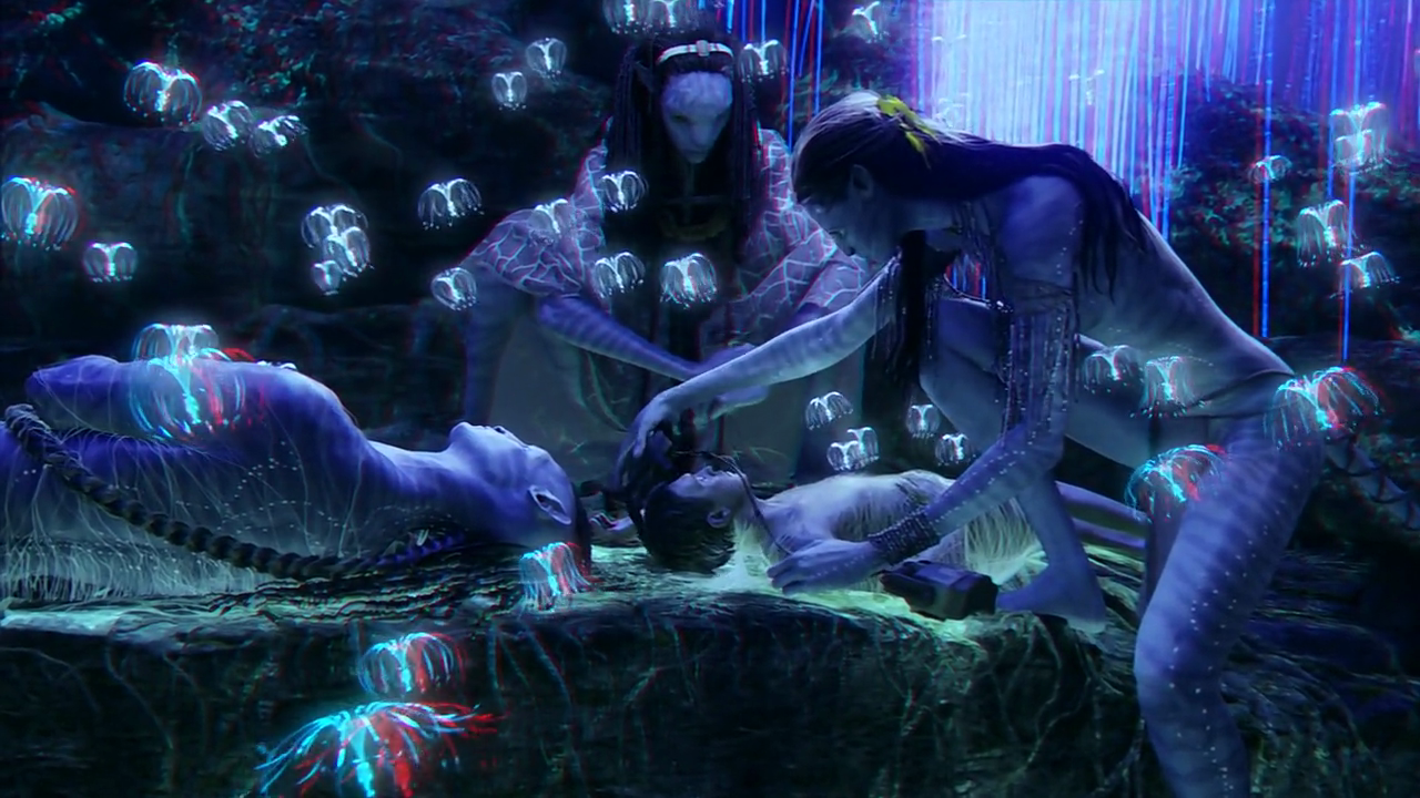 Avatar 3d 2009 movie screenshot hd desktop wallpaper mobile dual